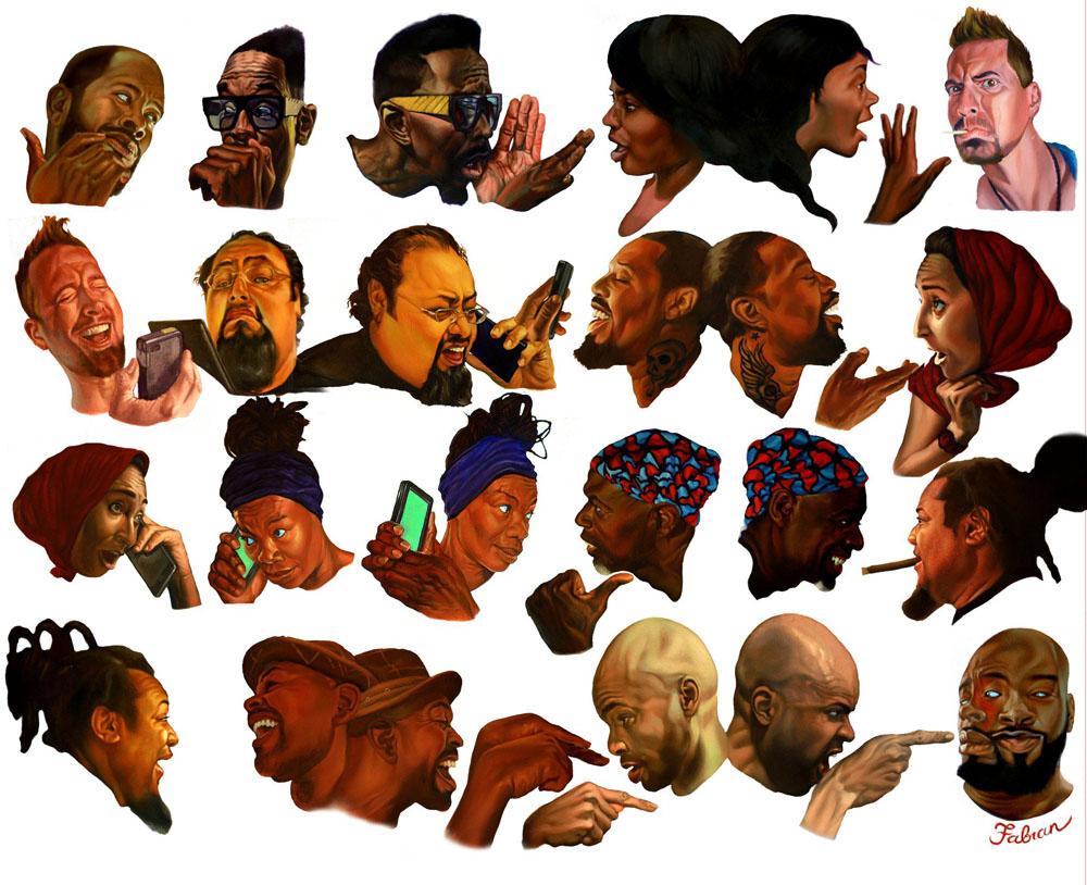 Fabian Williams - Atlanta, GA artist