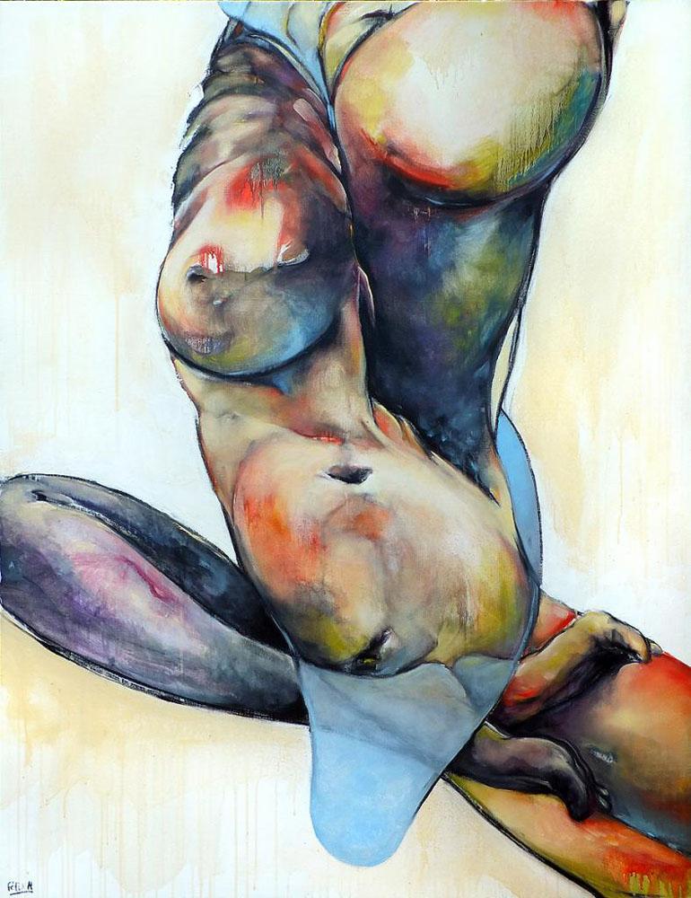 Felix Hemme - Brittany, France artist