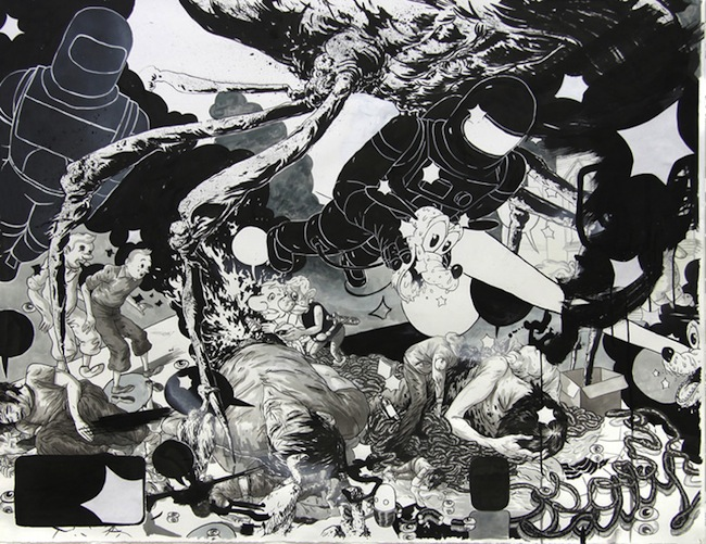 Fionn McCabe - Los Angeles, CA artist