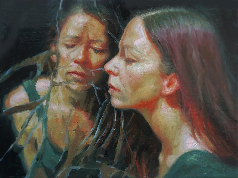 Francien Krieg - The Hague, the Netherlands artist