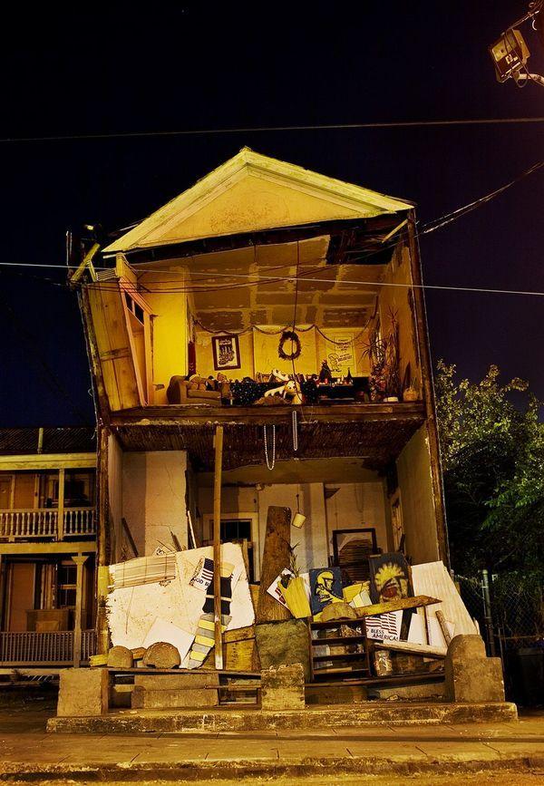 Frank Relle - New Orleans, LA artist