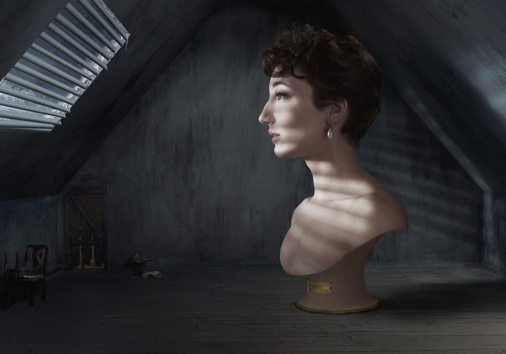 Frieke Janssens - Bruges, Belgium artist
