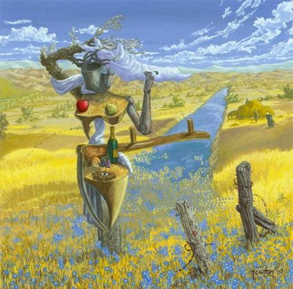 Frost Newton - San Leandro, CA artist