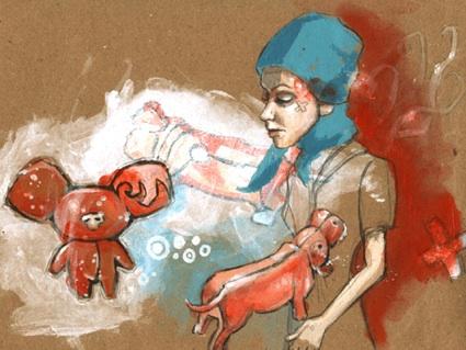 Gabby Nathan - Tel Aviv, Israel artist