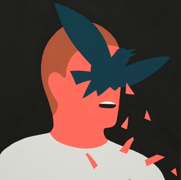Geoff McFetridge - Los Angeles, CA artist