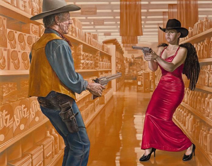 Geoffrey Laurence - Santa Fe, NM artist