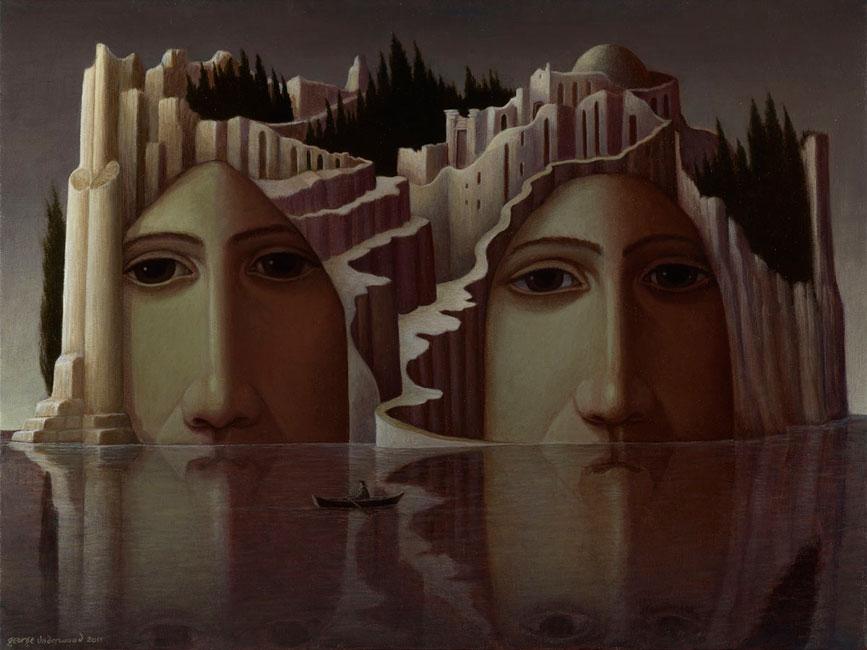George Underwood - Sussex, UK artist