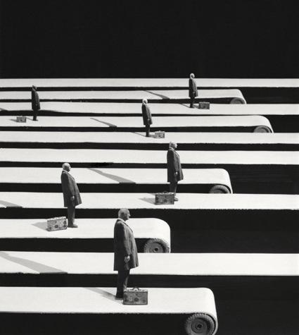 Gilbert Garcin - Marseille, France artist