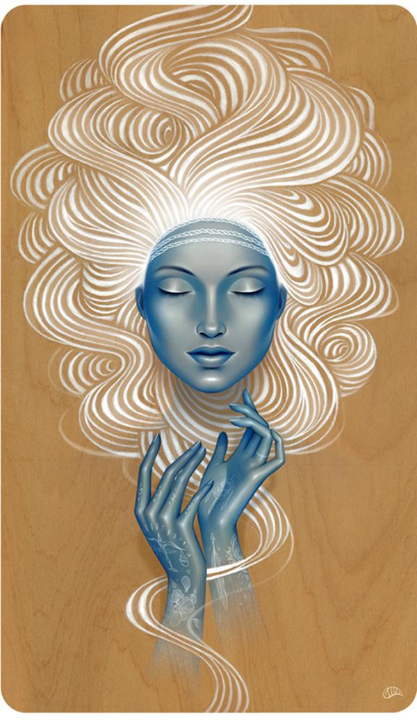 Gina Kiel - Wellington, New Zealand artist