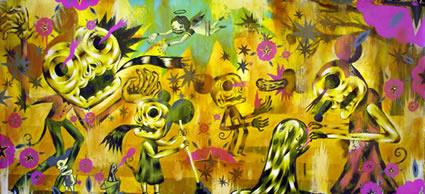 Charles Glaubitz - Tijuana, Mexico artist