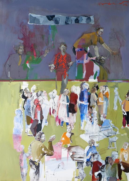 Golnaz Afraz - Strasbourg, France artist