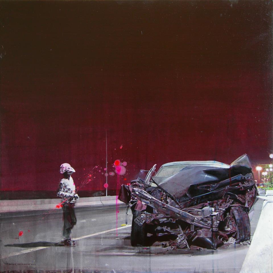 Fernando Gomez Balbontin - Santiago, Chile artist