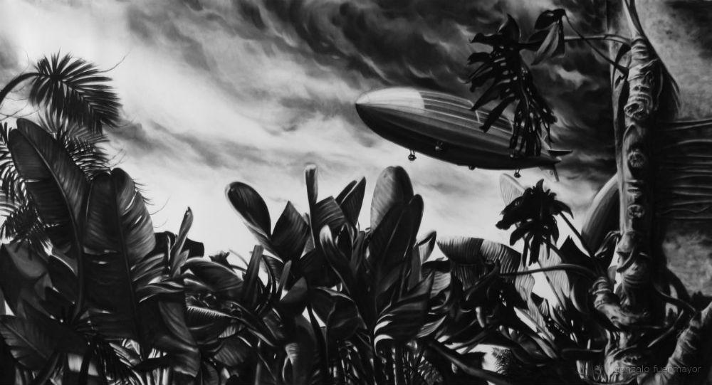 Gonzalo Fuenmayor - Miami, FL artist