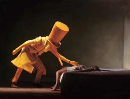 Gottfried Helnwein - Tipperary, Ireland artist