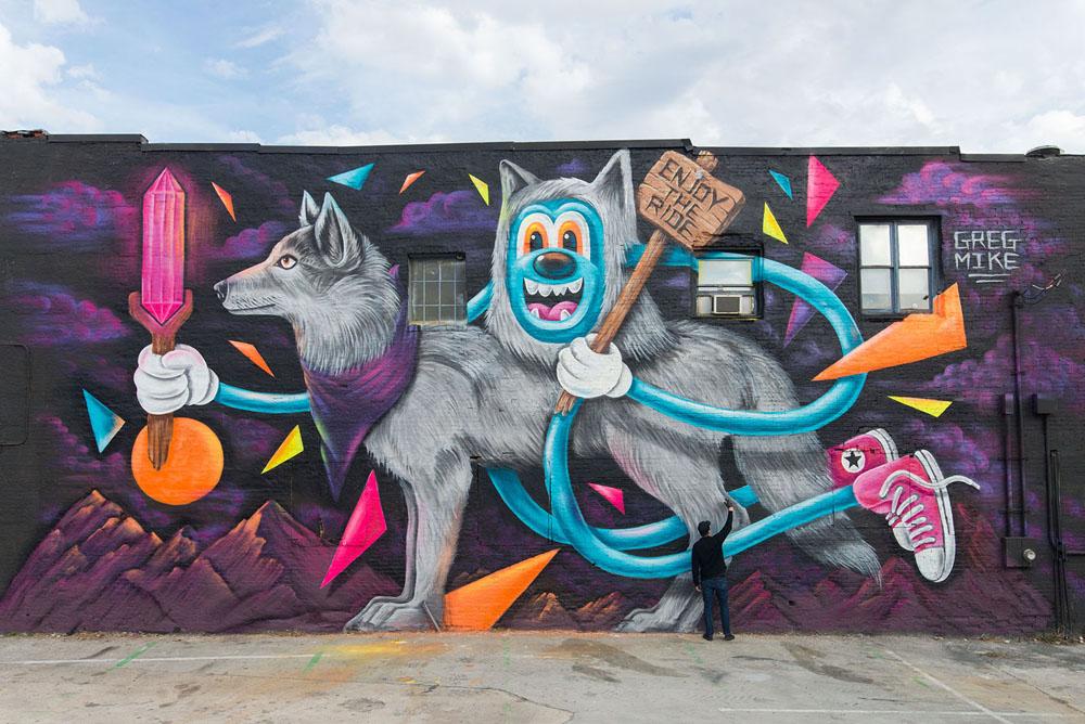 Greg Mike - Atlanta, GA artist