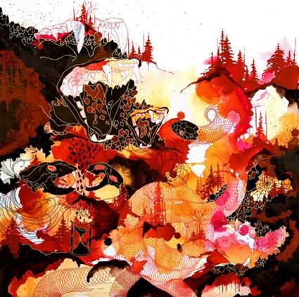 Hannah Stouffer - Los Angeles, CA artist