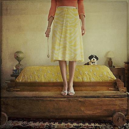 Heidi Lender - Garzon, Uruguay artist