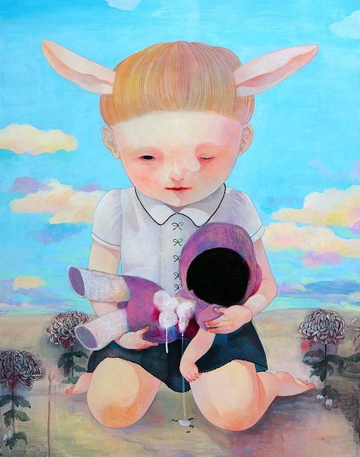 Hikari Shimoda - Nagano, Japan artist