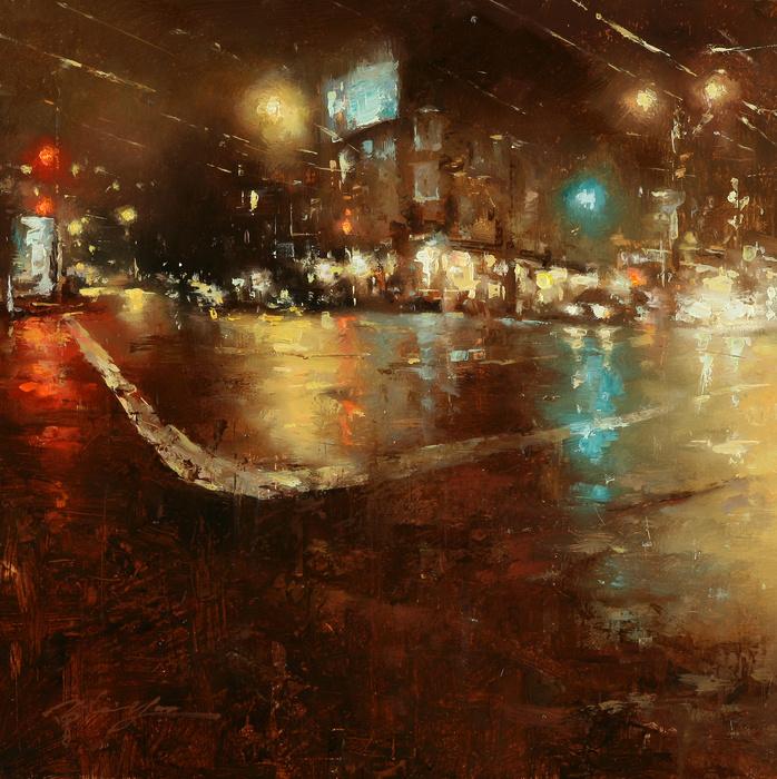 Hsin-Yao Tseng - San Francisco, CA artist