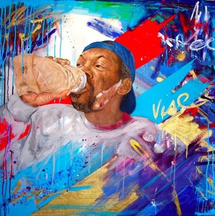 Hugh Leeman - San Francisco, CA artist