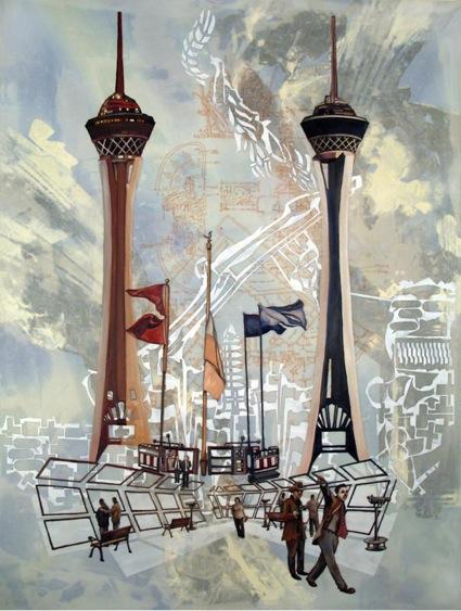 George Pfau - San Francisco, CA artist