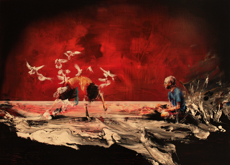 Ian Francis - Bristol, UK artist