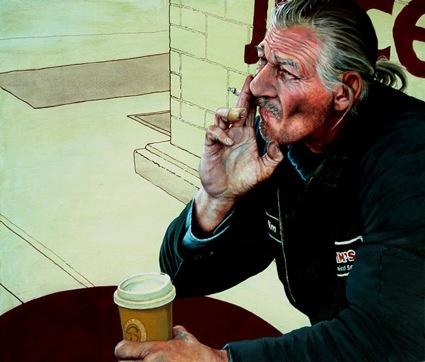 Ian Strawn - Kennewick, WA artist