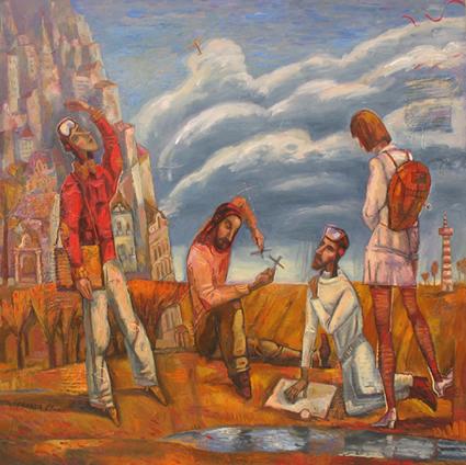 Igor Koutsenko - Fallbrook, CA artist