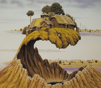 Jacek Yerka - Torun, Poland artist