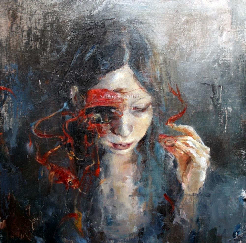 Jaclyn Alderete - Oakland, CA artist