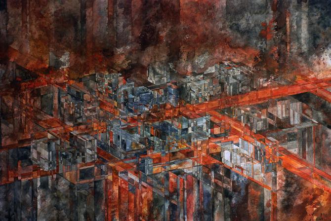Jacob van Loon - Chicago, IL artist