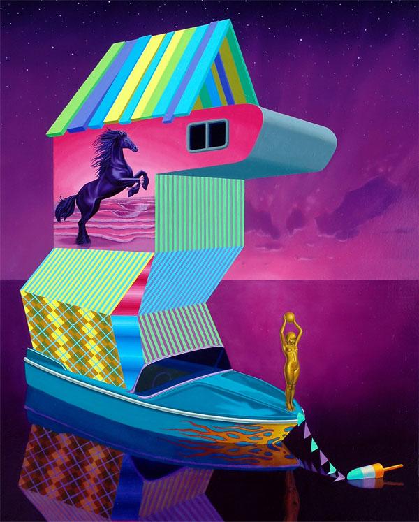 Jaime Brett Treadwell - Philadelphia, PA artist
