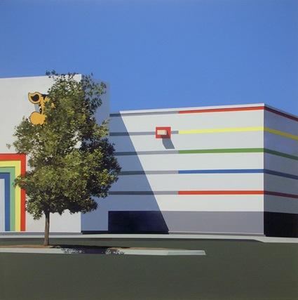 Jake Longstreth - Oakland, CA artist