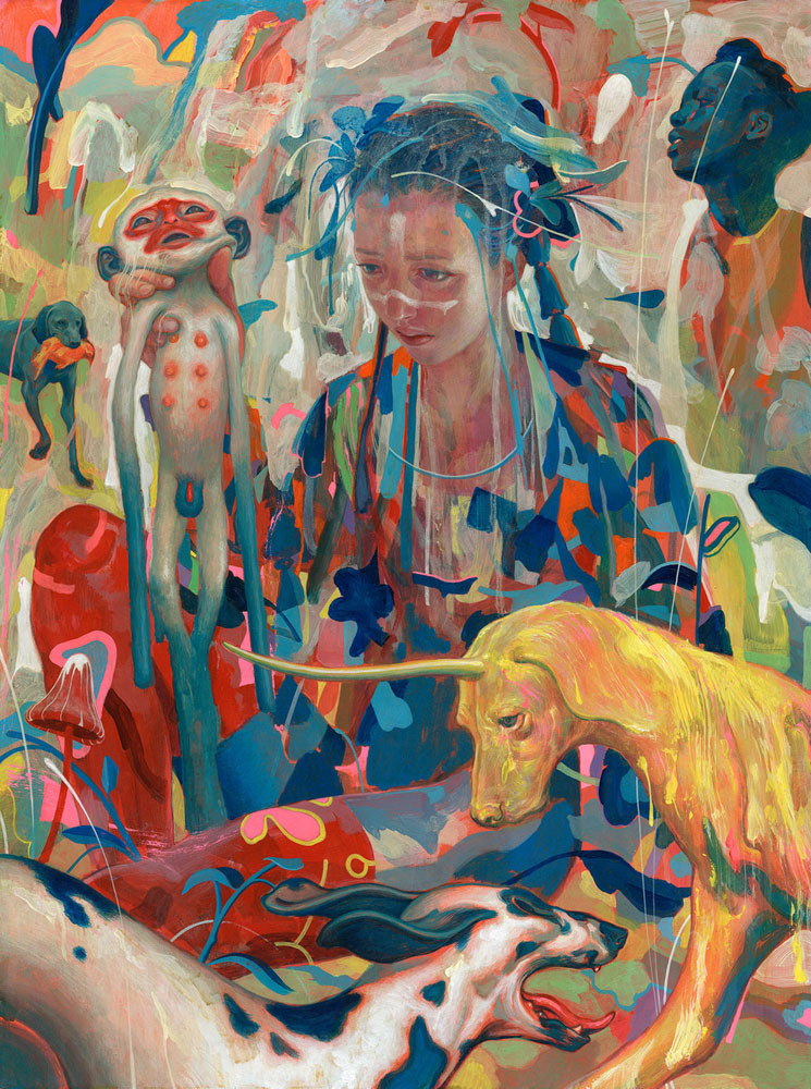 James Jean - Los Angeles, CA artist