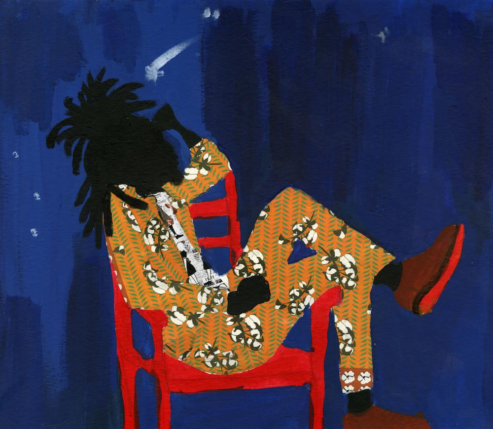 Jamilla Okubo - Washington, D.C. artist