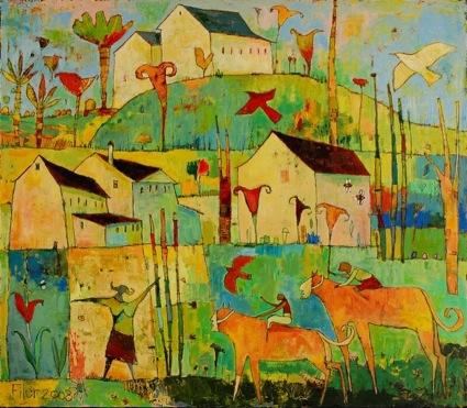 Jane Filer - Chapel Hill, NC artist