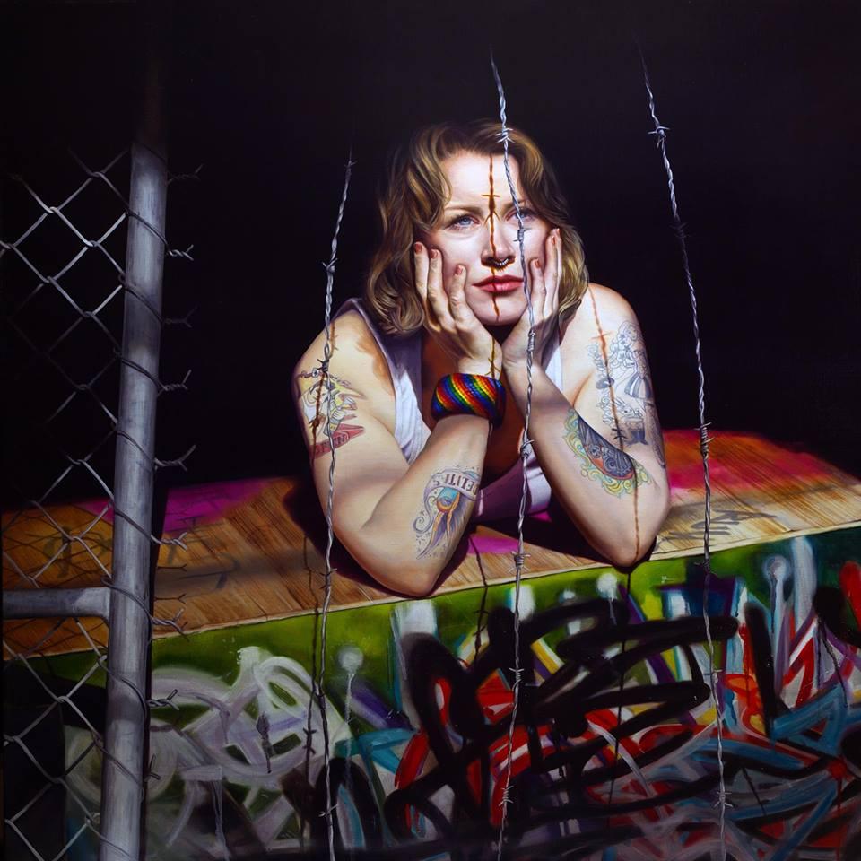 Janne Kearney - Geelong, Victoria, Australia artist