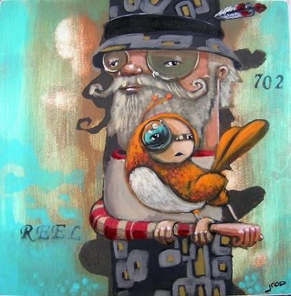 Jarrod Eastman - Bozeman, MT artist