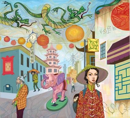 Jeaneen Carlino - Los Angeles, CA artist