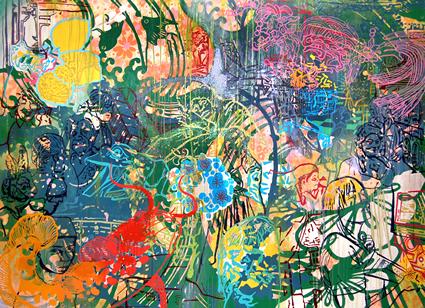 Jeanne Cassanova - New Orleans, LA artist
