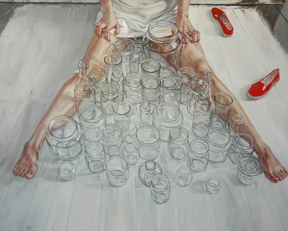 Jee Hwang - New York, NY artist