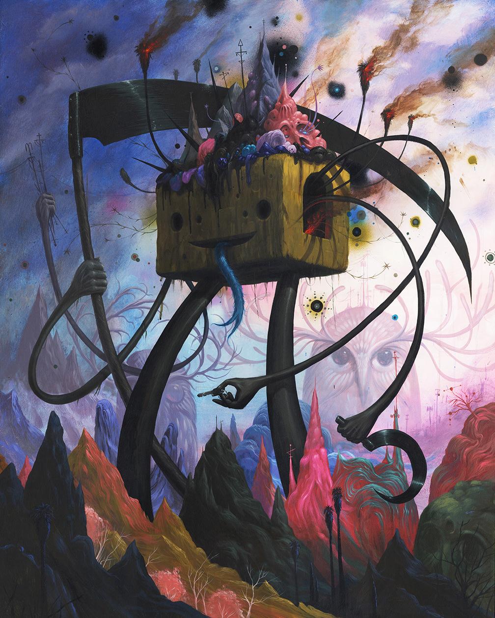 Jeff Soto - Riverside, CA artist