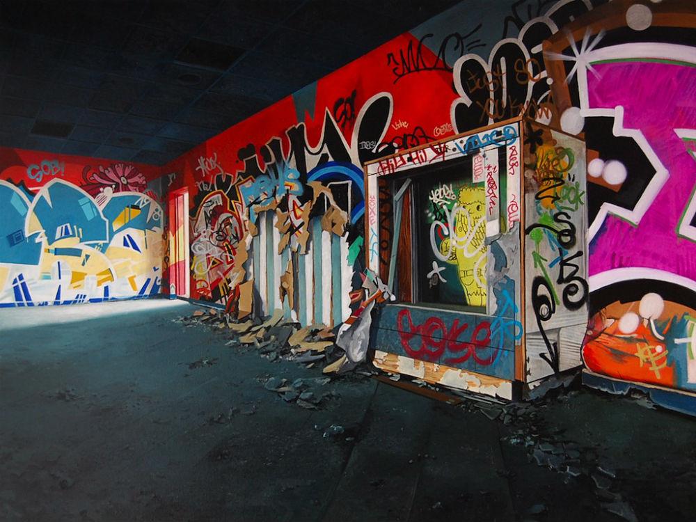 Jessica Hess - San Francisco, CA artist