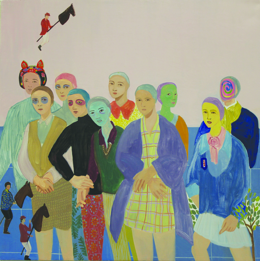 Jing Qin - Knoxville, TN artist