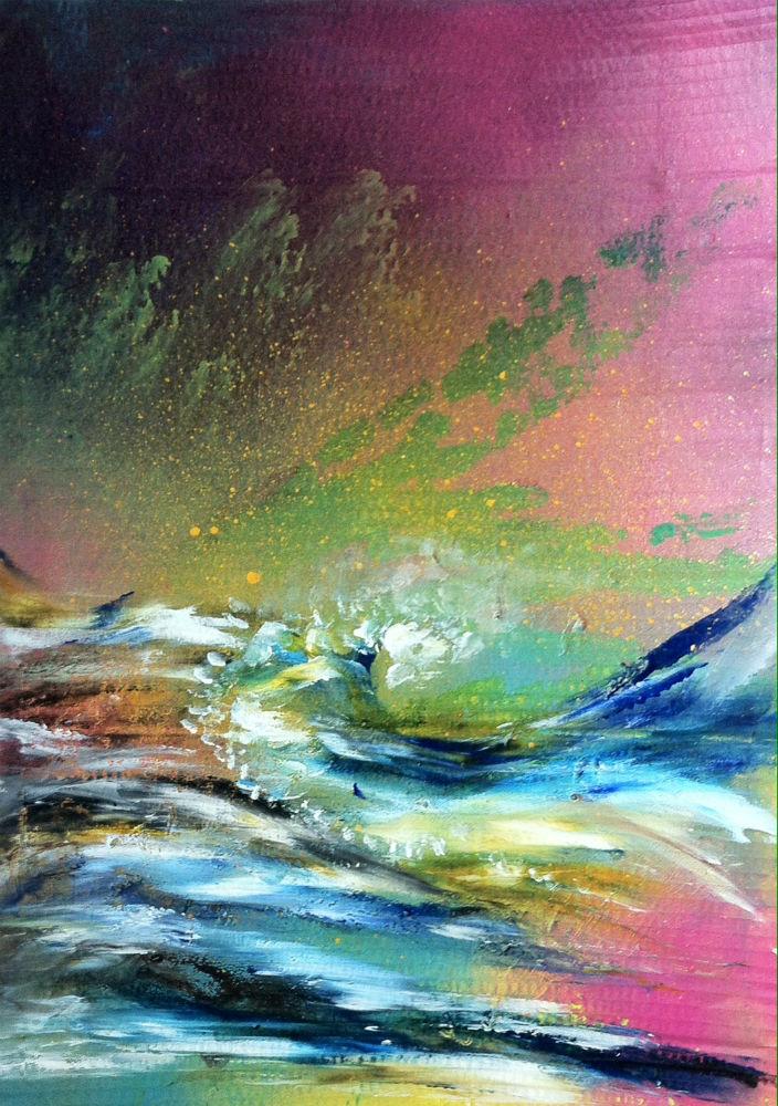 Joanna Rose Tidey - London, UK artist