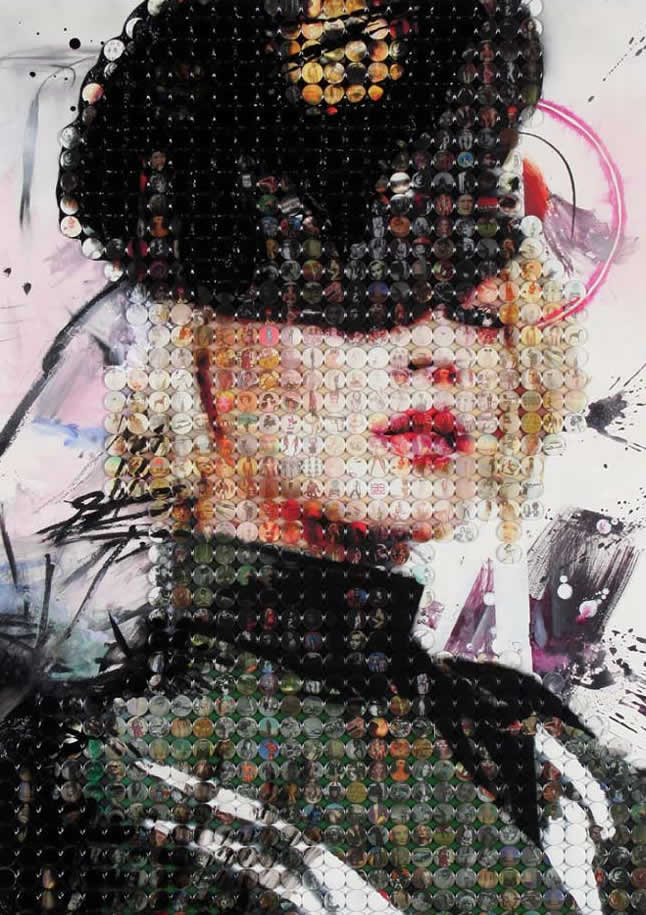 Joe Black - London, UK artist
