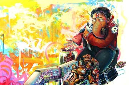 John Hairston Jr. - Charlotte, NC artist