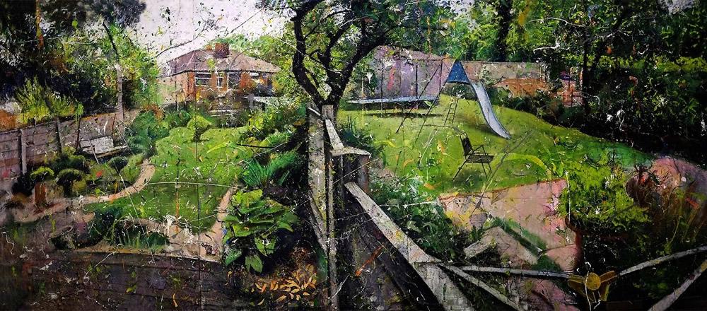 John Carroll - Manchester, UK artist