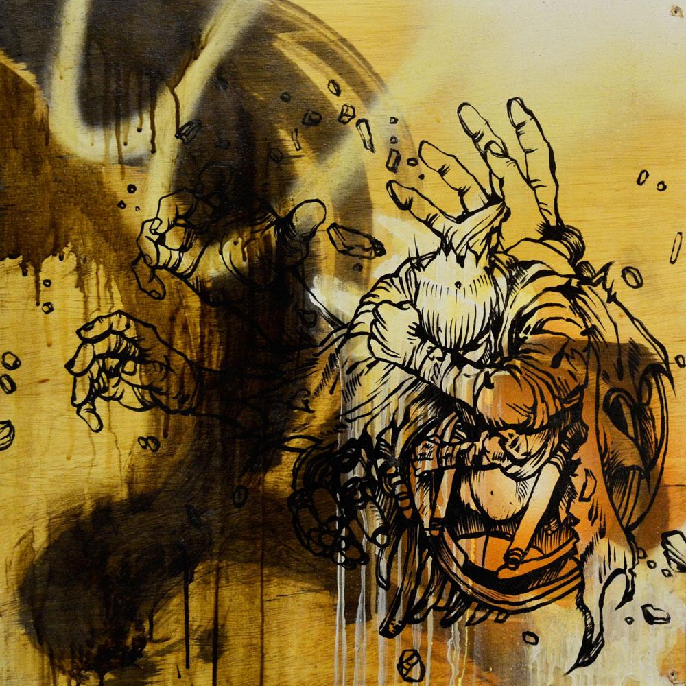 John Felix Arnold III - Oakland, CA artist