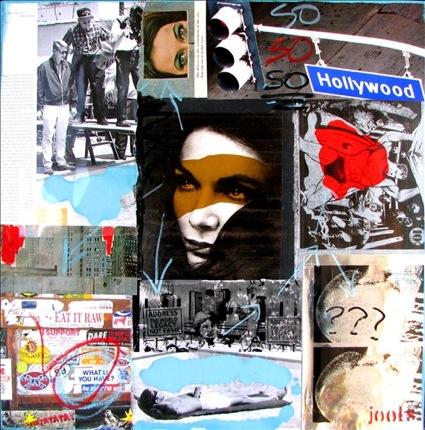 Jools Blands - Melbourne, Australia artist